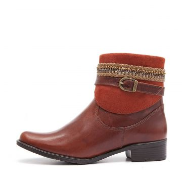 Bota Elite Country Blum Tabaco Elite Country