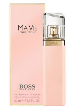 Perfume Boss Ma Vie Femme Hugo Boss 50ml Hugo Boss