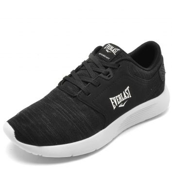 Tênis Everlast Harbor Preto Everlast