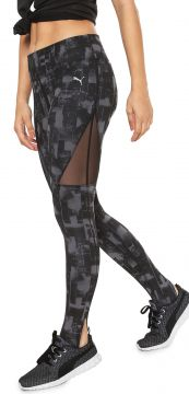 Legging Puma Graphic Tight Preta Puma