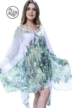 Kaftan 101 Resort Wear Plus Floresta Verde 101 Resort Wear