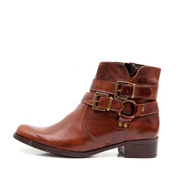 Bota Elite Country Carmine Fossil Tabaco Elite Country