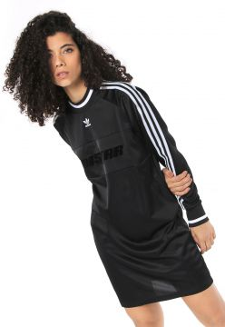 Vestido adidas Originals Curto Star Preto adidas Originals