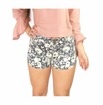 Short Curto Axia Shop Floral Axia Shop