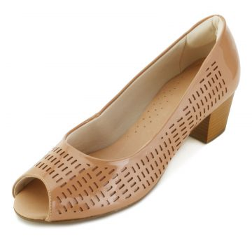 Peep Toe Sense AF18-383454 Gamboa Antique Sense By Ana Flex