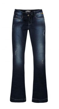 Calça Jeans Khelf Flare Stretch Jeans Khelf