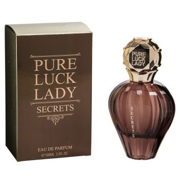 Perfume Pure Lucky Secrets 100ml Coscentra