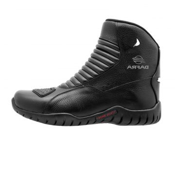 Bota Motociclista Dafra Atron Shoes Preto Atron Shoes