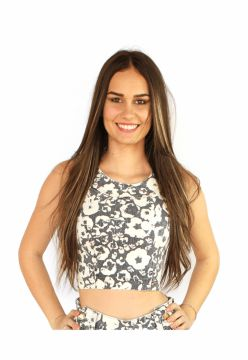 Top Axia Shop Cropped Jeans Axia Shop