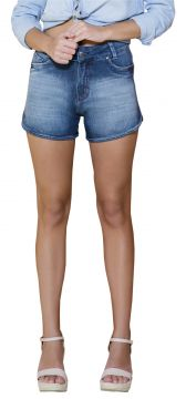 Short Young Style Jeans Premier Azul Young Style Jeans