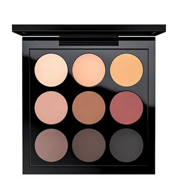 M·A·C Eye Shadow Semi-Sweet Times Nine X 9 - Paleta de Somb