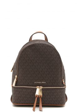 Mochila Michael Kors Md Backpack Marrom Michael Kors