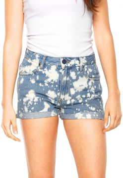 Short Jeans Zoomp Reto Betty Azul Zoomp