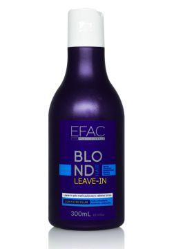 Leave-in EFAC For Professionals Blond Hair EFAC For Profess