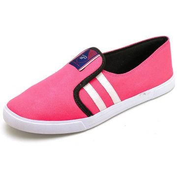 Tênis Casual Slip On GTS Pink GTS