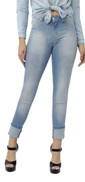 Calça Young Style Jeans Cigarrete Young Style Jeans