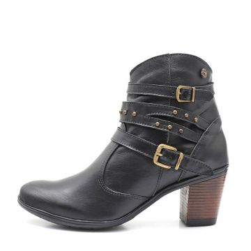 Bota Feminina Elite Country Celina Preto Elite Country