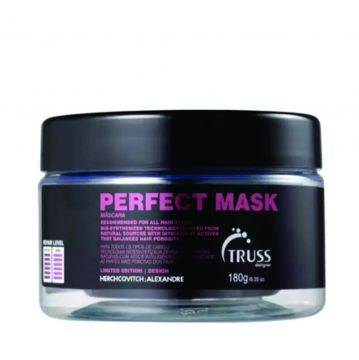 Máscara Truss Herchcovitch   Alexandre Perfect 180ml Truss