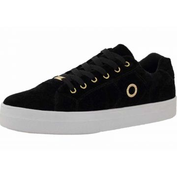 Tênis Casual Emanuelly Shoes Preto Emanuelly Shoes