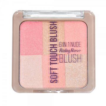 Blush Soft Touch Ruby Rose Rosa Ruby Rose