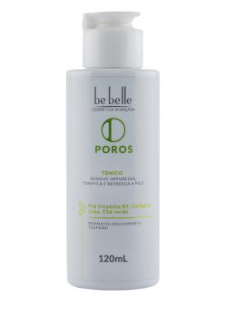 Tônico Poros Be Belle 120ml Be Belle