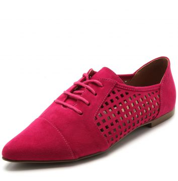 Oxford DAFITI SHOES Lasercut Rosa DAFITI SHOES