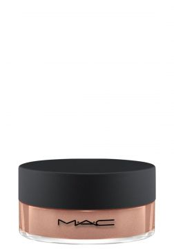 MAC IRIDESCENT POWDER LOOSE GOLDEN BRONZE PO COMPACTO 12G M