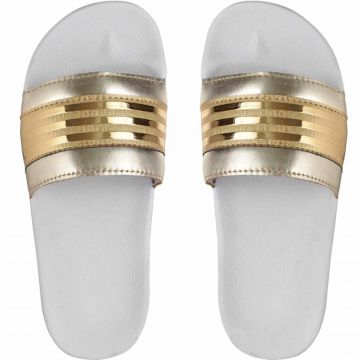 Chinelo Slide Adaption Dourado Adaption