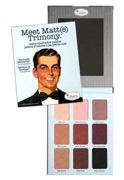 Paleta de Sombras Meet Matt(e) Trimony The Balm