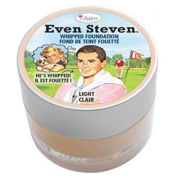 Base em Mousse Even Steven Light Claro The Balm