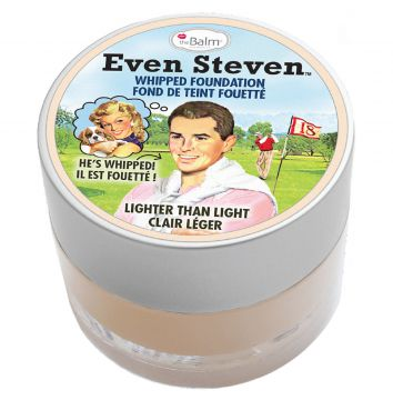 Base em Mousse Even Steven Lighter than Light Claro The Bal