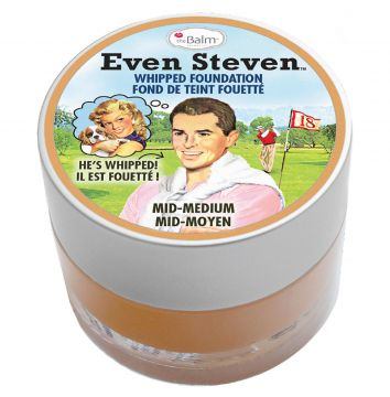 Base em Mousse Even Steven Mid Medium Médio The Balm
