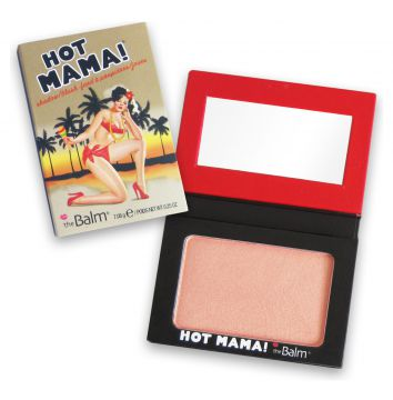 Blush Hot Mama Cor Pêssego Rosado The Balm