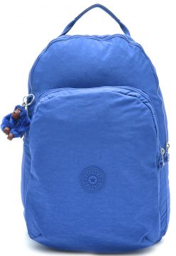 6869187bb Mochila Kipling Backpacks Gouldi Basic - Back T Azul Kiplin