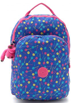 1ee11ec32 Mochila Kipling Backpacks Gouldi Blue Lollipop Azul Kipling