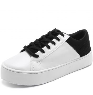 Tênis DAFITI SHOES Logo Branco DAFITI SHOES