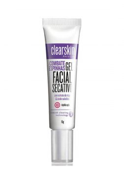 Gel secativo Clear Skin unissex Incolor Avon