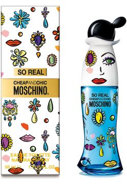 Perfume So Real Moschino 50ml Moschino