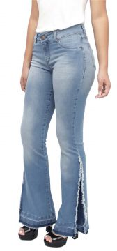 Calça Flare Young Style Jeans Premier Jeans Young Style Jea