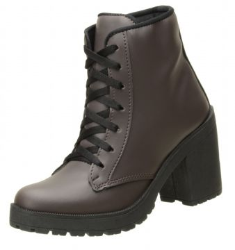 Bota Encinas Leather Fosca Café Encinas Leather