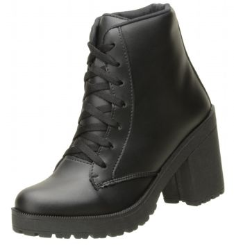 Bota Encinas Leather Fosca Preto Encinas Leather