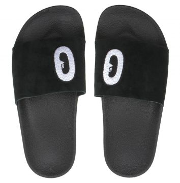 Chinelo Slide Couro adidas Originals Adilette W Preto adida