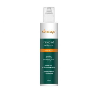 Dermage Revitrat Antiqueda Shampoo 200ml Dermage