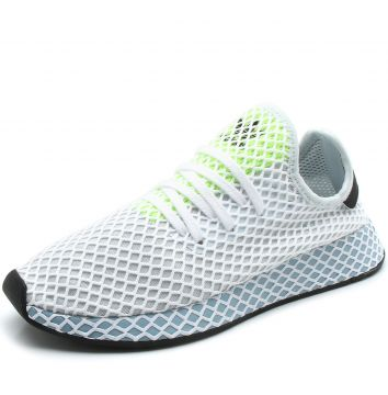 Tênis adidas Originals Deerupt W Branco adidas Originals