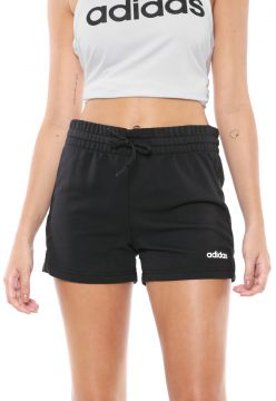 Short adidas Performance W E Pln Preto adidas Performance