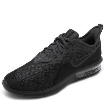 Tênis Nike Wmns Air Max Sequent 4 Preto Nike
