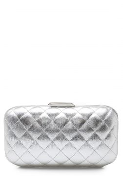 Clutch Corello Clutch Prata Corello