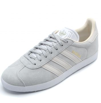 Tênis adidas Originals Gazelle W Cinza adidas Originals
