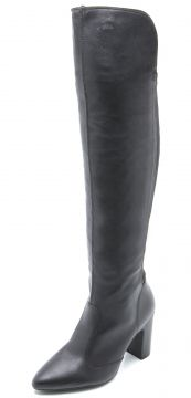 a8a45b1da3667 Bota over the knee com bico fino | Paraíso Feminino