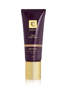 Base Eudora Skin Perfection Liquida Bege escuro 2 - 30ml Eu